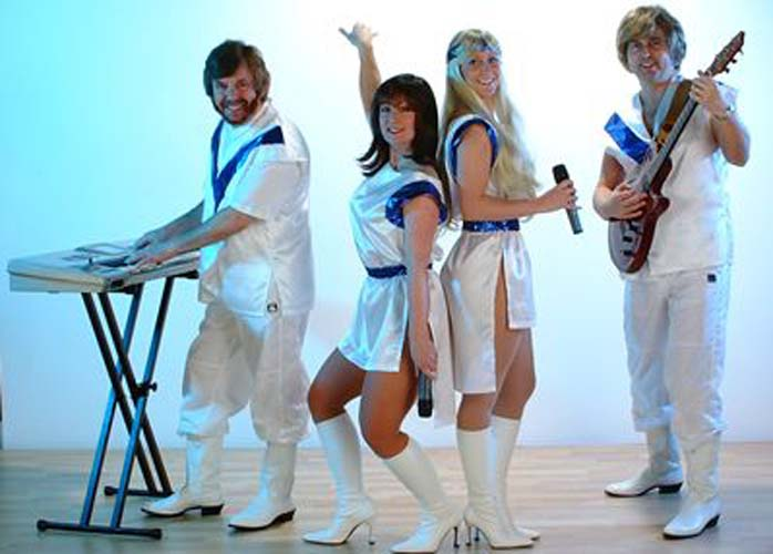 Abba Illusion is a 4pce Abba Tribute Show
