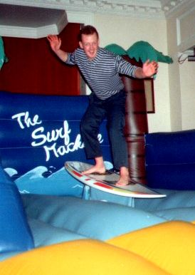 Surf Simulator by AREnts