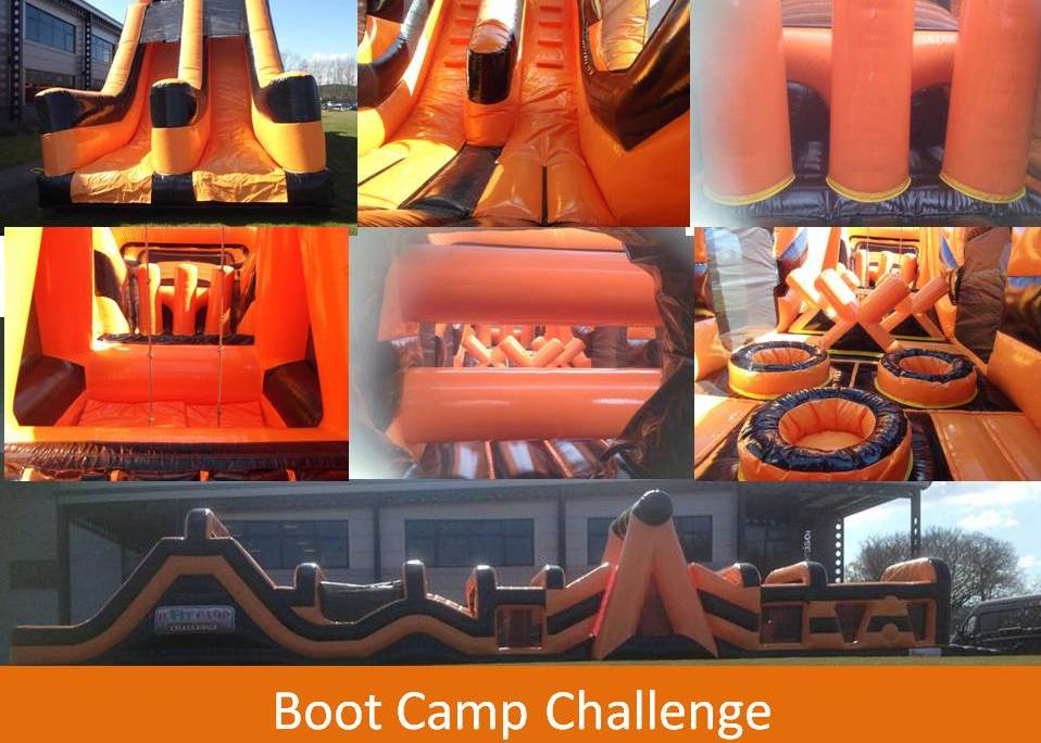 Boot Camp Challenge by AREnts
