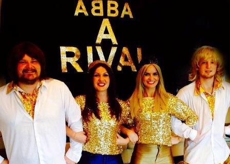 Abba A Rival Abba Tribute Glasgow