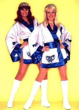 Abbagirls Duo Tribute to Abba