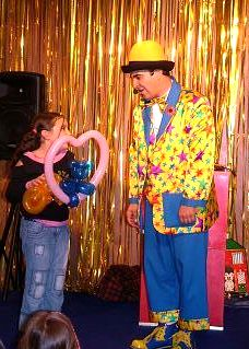 Adrian Catch Childrens Entertainer Lancashire