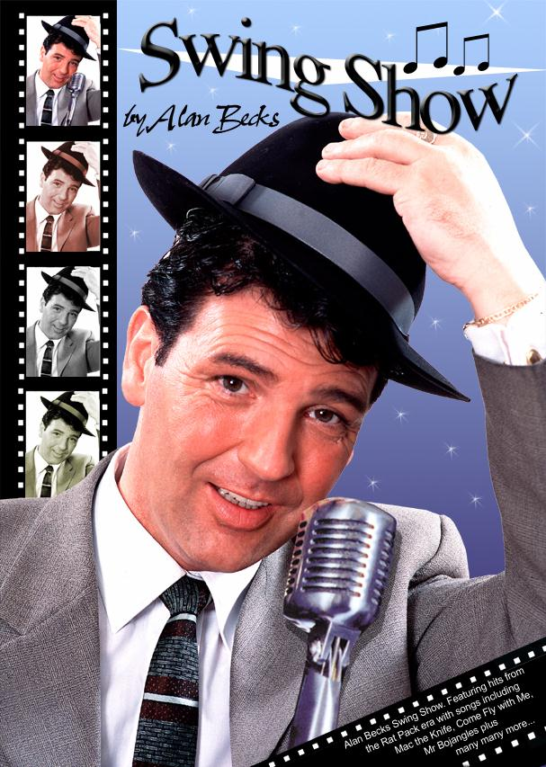 Alan Beck Dean Martin Tribute Show