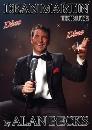 Alan Beck as Dean Martin Tribute Artist