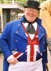 John Bull the British Bull Dog by Alan Myatt Gloucester