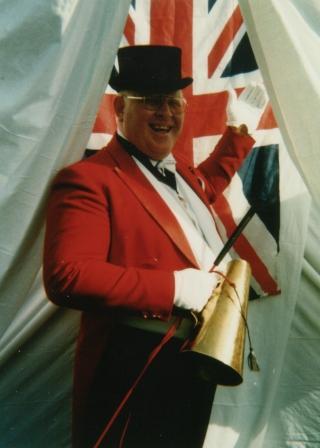 Ring Master by Alan Myatt Gloucester