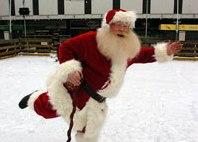 Father Christmas aka Santa Claus, Kris Kringle by Alan Myatt Gloucester