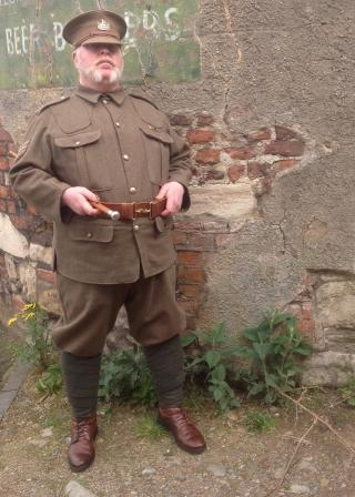 Sgt Barker by Alan Myatt Gloucester