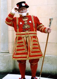 Yeoman of the Guard / Beefeater Historical figure by Alan Myatt