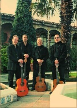 Andalus Band is a Gypsy Kings' Style Rumba & Flamenco Music Band
