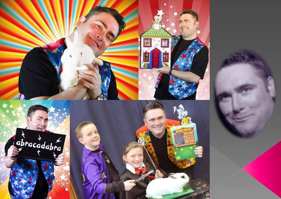 Andrew Betteridge Childrens Magician Wedding Magician Tyne & Wear
