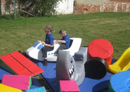 Soft Play provided by Mobile Mayhem