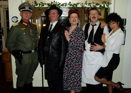 Art Deco Productions Murder Mystery Events