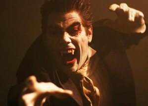Baron Von Grindle Vampire for Hire Halloween