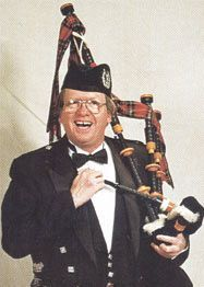 Barry McQueen Highland Piper Lancashire