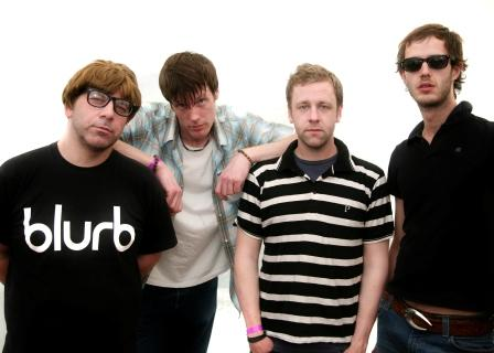 Blurb are a tribute band to Blur