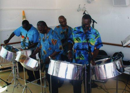 Boil up Tropical Steel Band