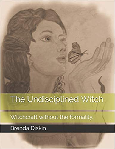 The undisciplined witch by Brenda Diskin