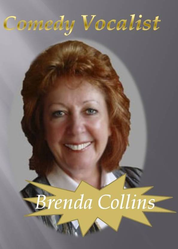 Brenda Collins Female Comedy Vocalist