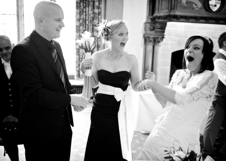 Bruce Munton Wedding Magician