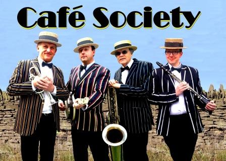 Cafe Society Jazz Band