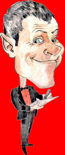 Charlie Everett Caricaturist