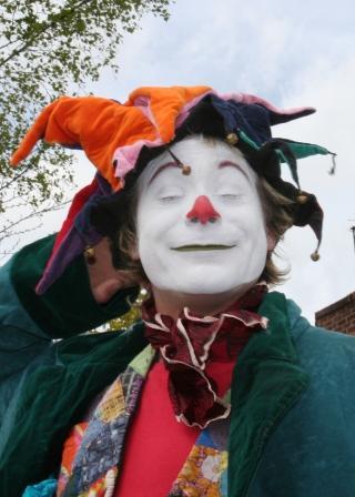 Charlie Carpenter Clown Tyne & Wear