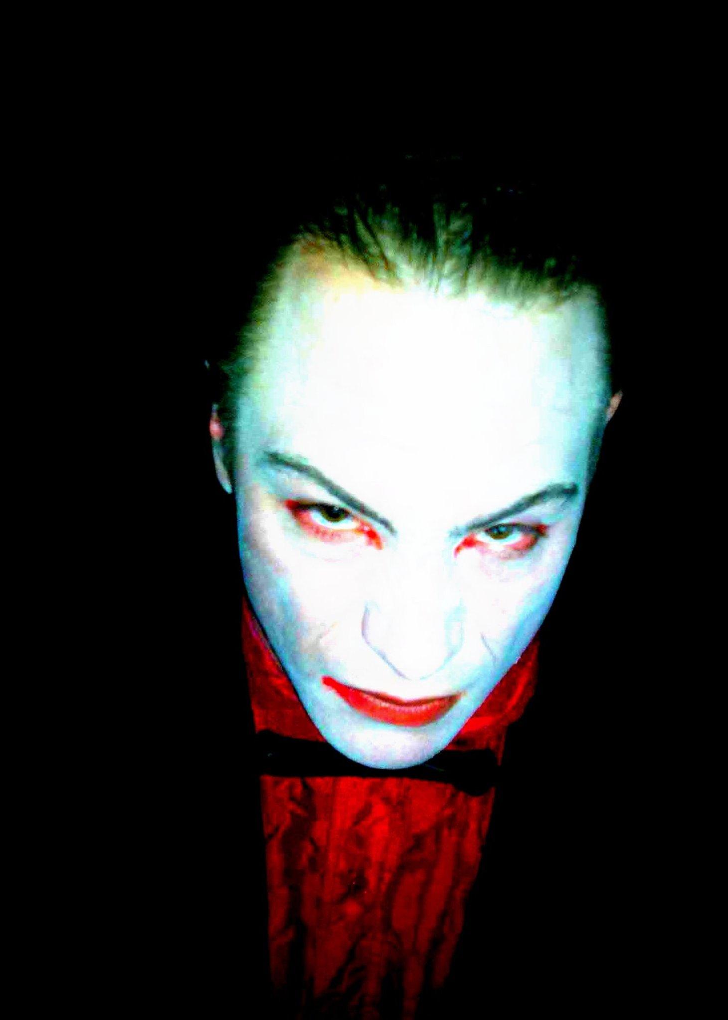 Dracula Vampire by Charlie Burns Tyne & Wear Stilt Walker or Walkabout character Tyne & Wear
