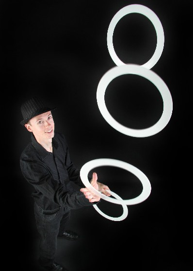 Chris Marley Juggler