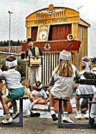 Clive Chandler Punch & Judy Shows