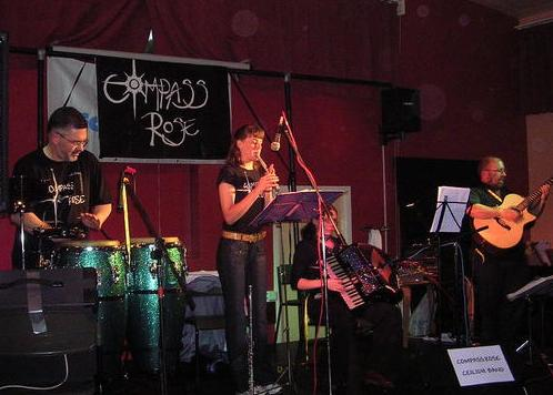 Compass Rose Ceilidh Band