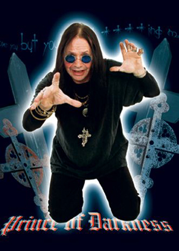 Daithi Gilfoyle-McGroartie as Izzy Ozzy THE Ozzy Osborne Lookalike Nottinghamshire