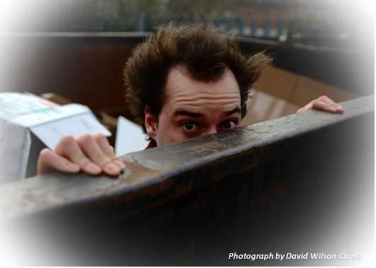 Daniel Nicholas Comedian based in North Yorkshire