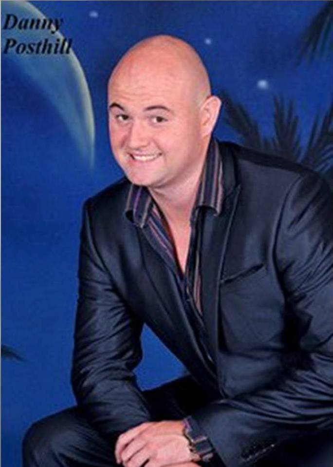 Comedy Impressionist Danny Posthill as seen on BGT 2015 Teesside
