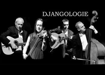 Djangologie Jazz String Quintet Co Durham