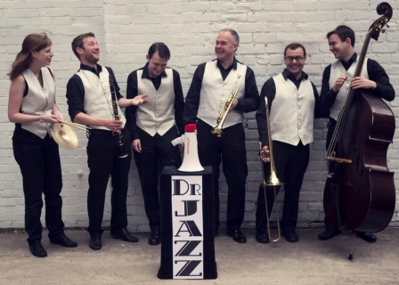 Dr Jazz 1920s 6pce roaring 20s jazz band from Yorkshire
