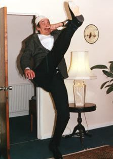 Edmond Wells as Basil Fawlty of Fawlty Towers aka John Cleese is based in Suffolk and available for hire through A.R.C. Entertainments