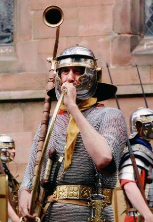 Edmond Wells as John Cleese from Monty Python Suffolk