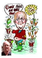 Gary D Jamieson Caricaturist from Lincolnshire