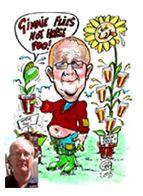 gary jamieson caricaturist lincs