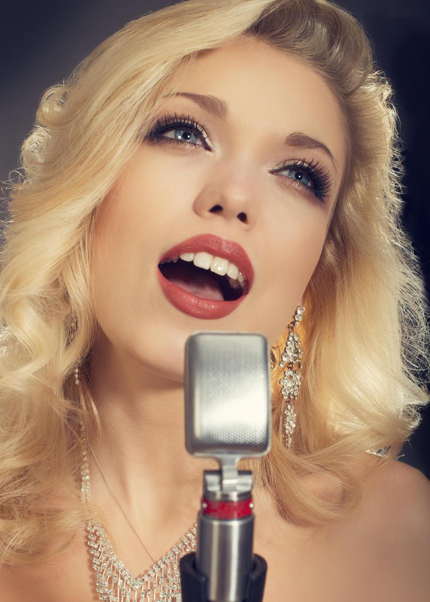 Gemma Louise Doyle international female vocalist  from London