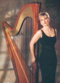 Georgina Wells Harpist and Vocalist N Yorkshire