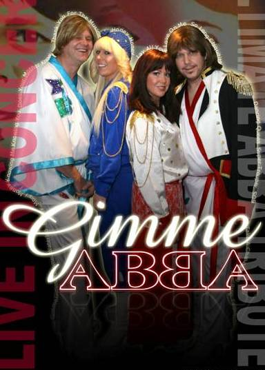 Gimme Abba Tribute Act Yorkshire