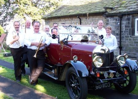 Herr Jens's Band aka Jens Hislops Oompah Band is based in West Yorkshire and available through A.R.C. Entertainments