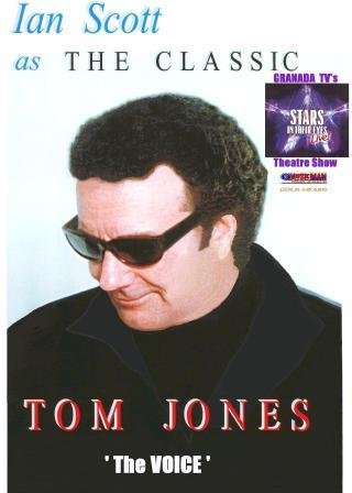 Ian Scott as Tom Jones Worcestershire