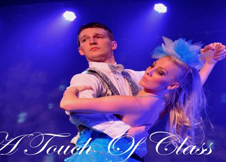 A Touch Of Class Stage Show by Inspire Productions Teesside