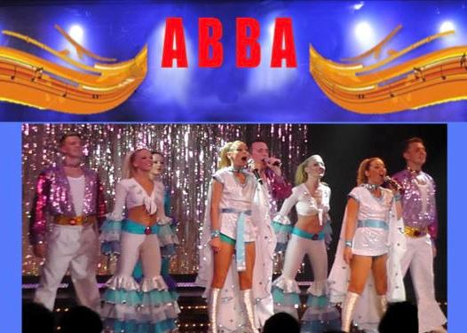 Abba Stage Show by Inspire Productions Teesside