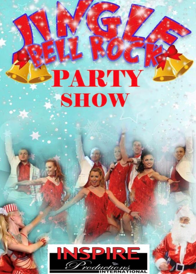 Jingle Bell Rock Christmas Stage Show by Inspire Productions Teesside