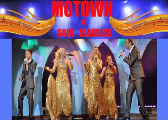 Soul & Motown Stage Show by Inspire Productions