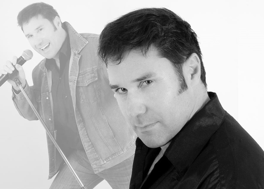 Jay Jerome Elvis Tribute, Male Vocalist based in Somerset
